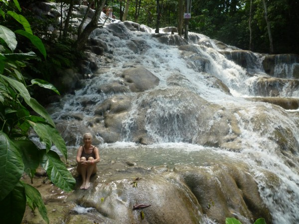 Dunn's River Falls, Ocho Rios Highlights & River Tubing | Book Jamaica Excursions | bookjamaicaexcursions.com | Karandas Tours