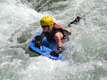 River Boarding Adventure | Book Jamaica Excursions | bookjamaicaexcursions.com | Karandas Tours