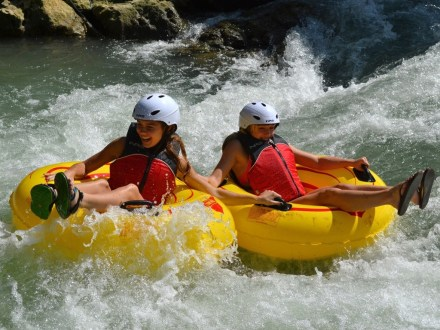 Rio Bueno River Tubing | Book Jamaica Excursions | bookjamaicaexcursions.com | Karandas Tours