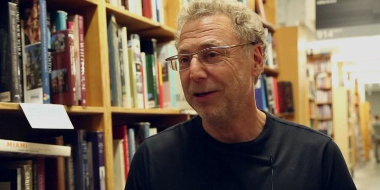 Leonard Mlodinow, author of The Drunkard's Walk