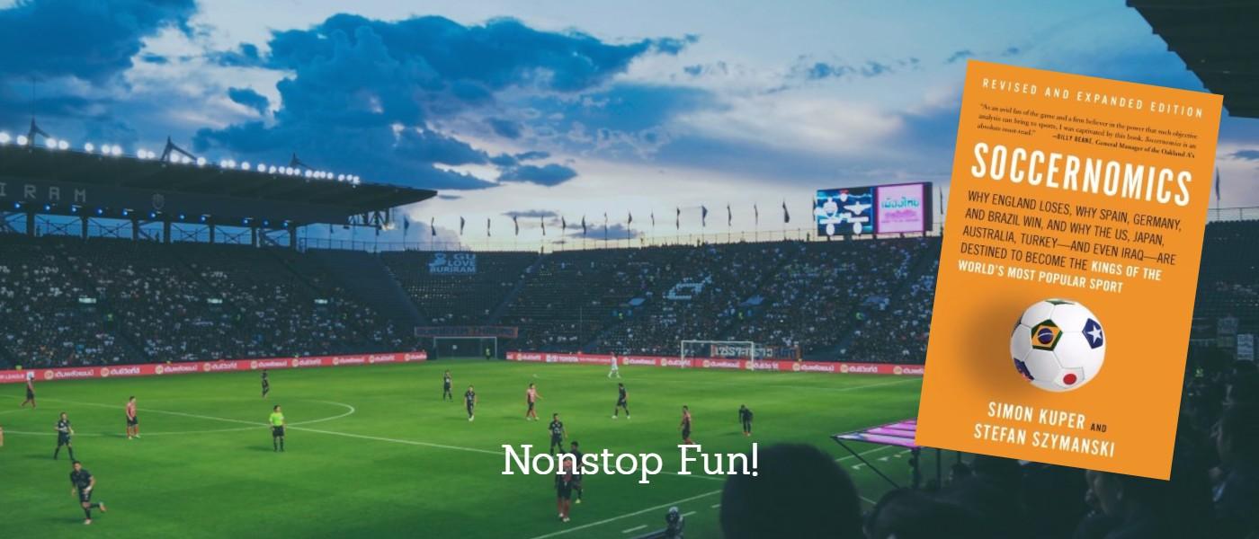Soccernomics book review