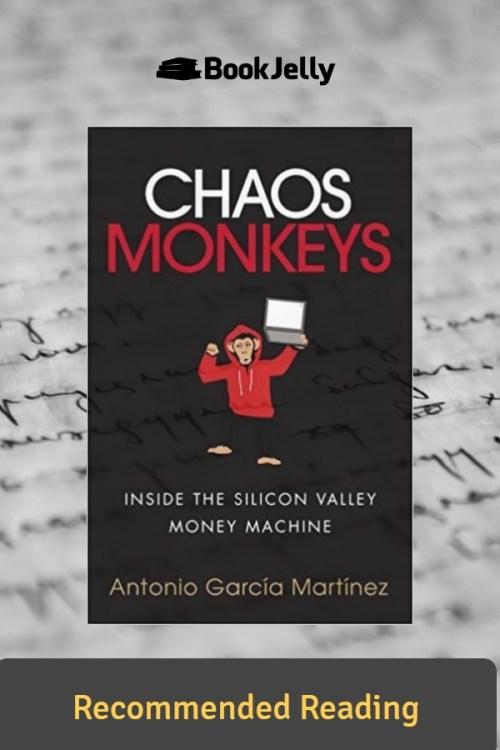Chaos Monkeys book review