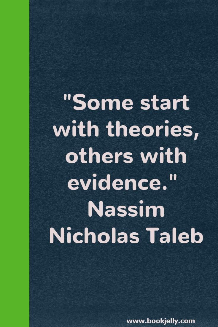 Nassim Nicholas Taleb Quotes