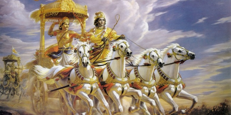 10 important lessons from Bhagavad Geeta
