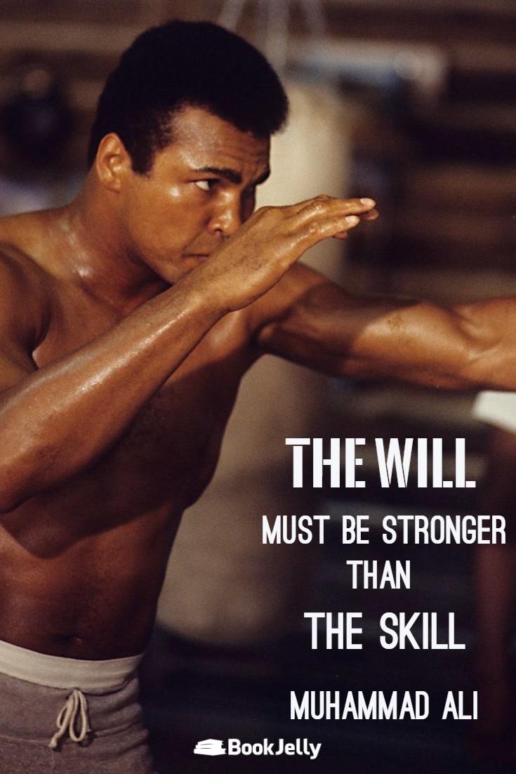 Muhammad Ali Quotes For Monday Motivation