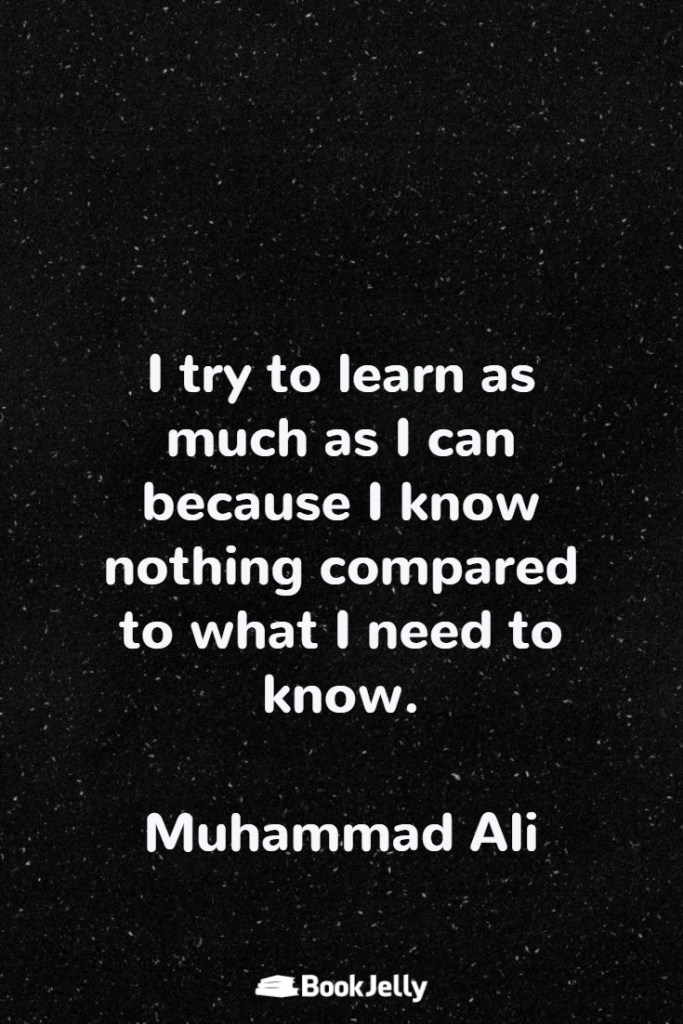 Muhammad Ali Quotes For Monday Motivation