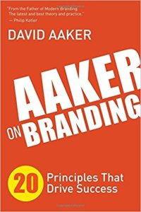 Aaker on Branding in 7 Marketing Books to read this summer - 2018