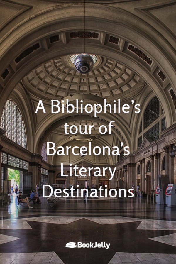 A Bibliophile's tour of Barcelona's Literary Destinations