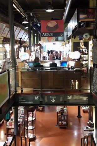 Altair bookstore, Barcelona
