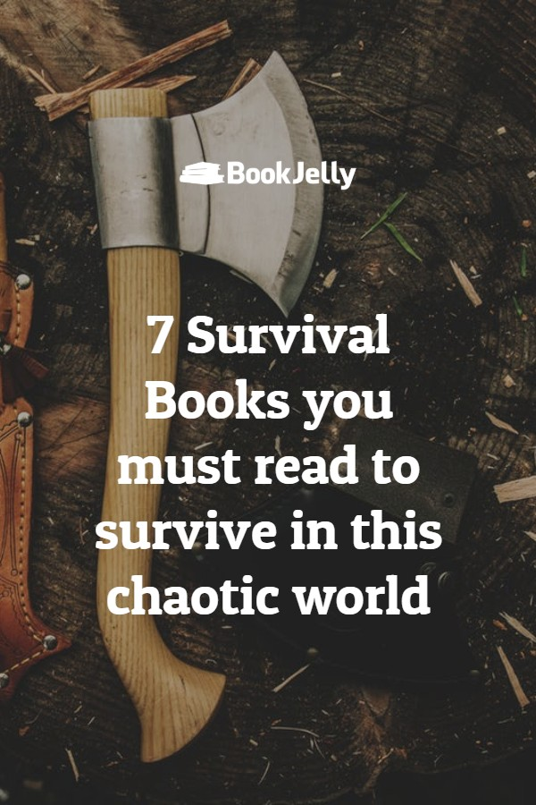 Survival books you must read