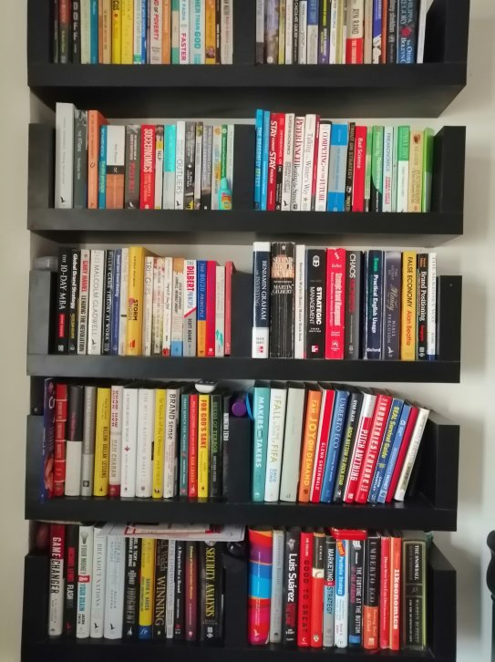 my personal library