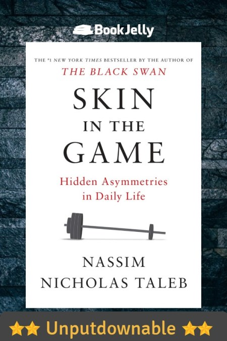 Skin in the game book review