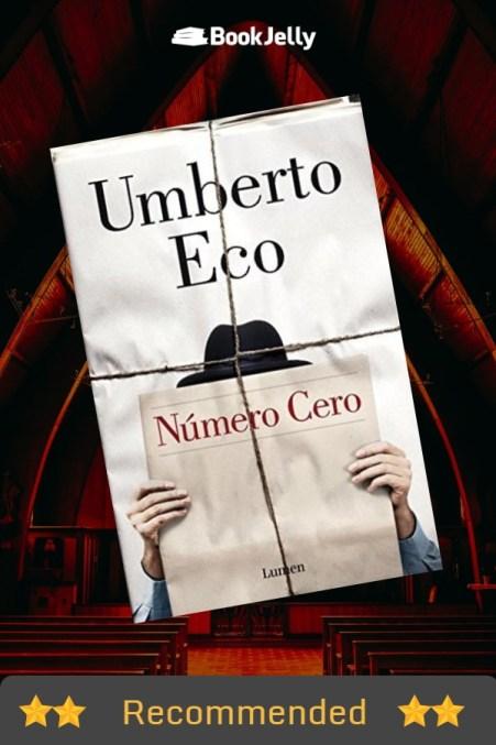 Numero Zero by Umberto Eco