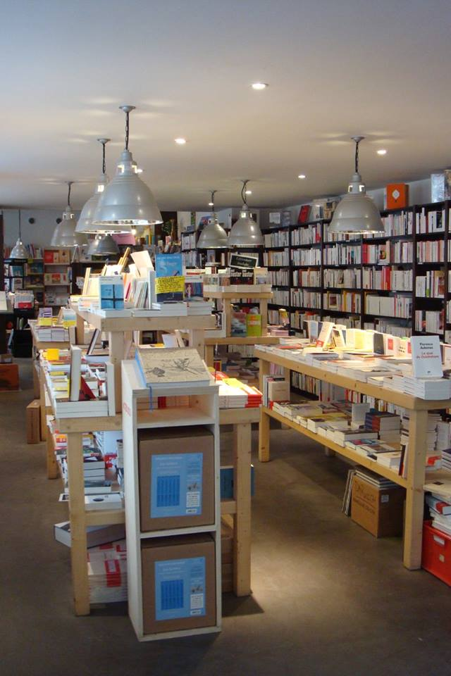Comme un Roman, literary destinations in Paris
