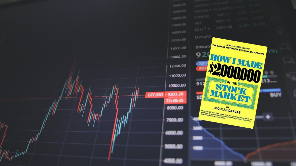 How I Made $2,000,000 In The Stock Market by Nicolas Darvas