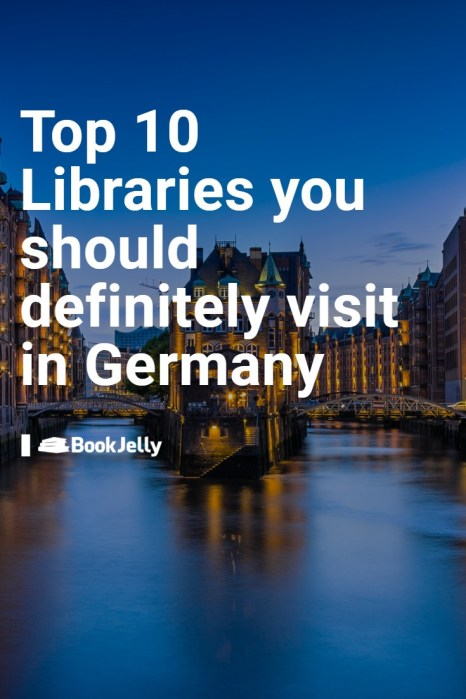 Top literary destinations in Germany