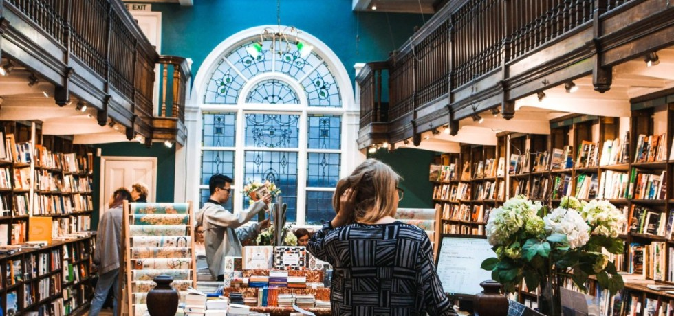 Bookstores in Germany you should definitely visit!