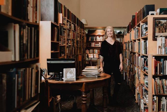 Bison Books - Best independent bookstores in Canada