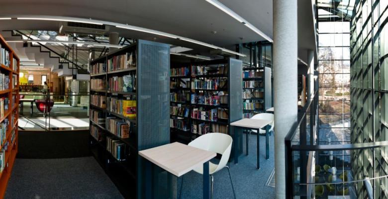 Opole Municipal Library - Top literary destinations in Poland