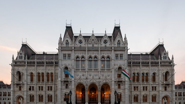 libraries and bookstores in Budapest