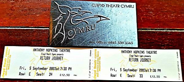 Return Journey Tickets