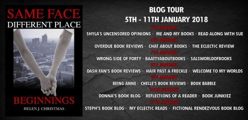 beginnings blog tour