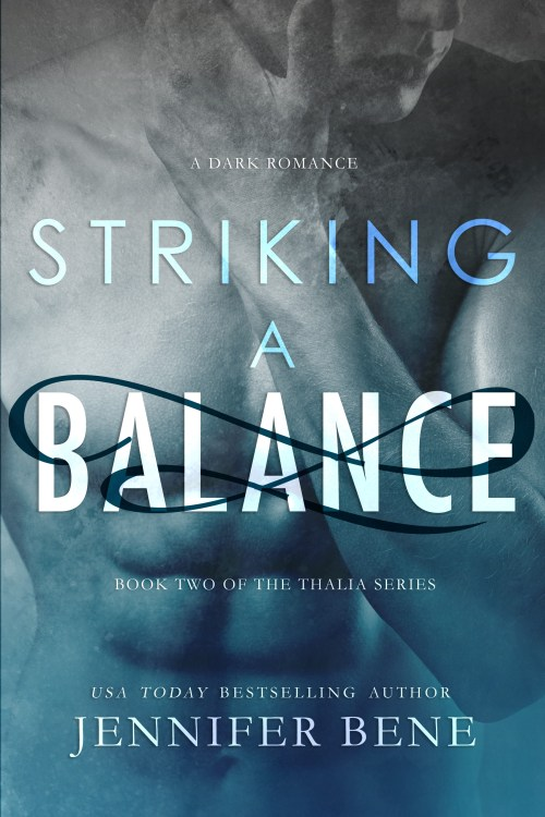 STRIKING BALANCE COVER