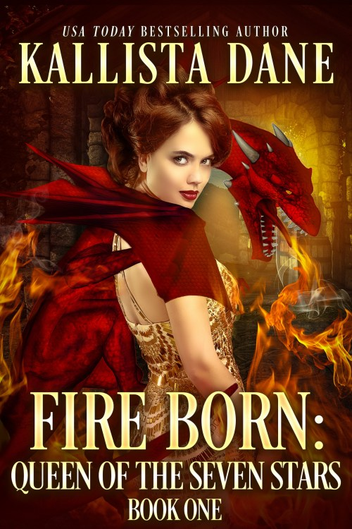 Fire Born cover