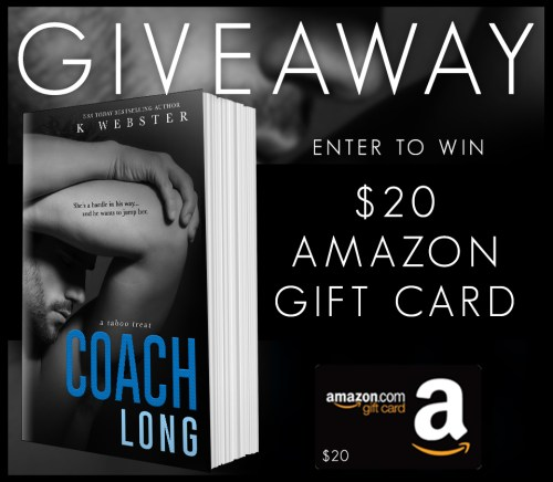 Coach Long giveaway banner