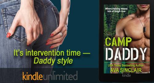Camp Daddy graphic