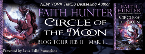 Circle of the Moon Banner