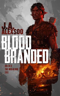 Blood Branded cover