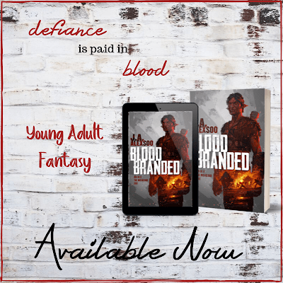 Blood Branded Quote Release