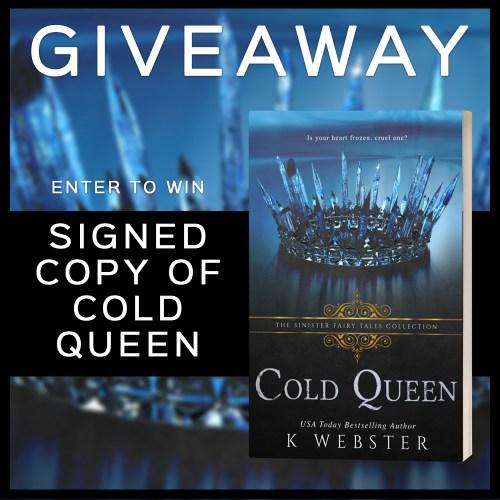 Cold Queen Giveaway