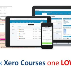 Xero Beginner Essentials & Advanced Certificate Course Xero Payroll + Xero Advanced Certificate Training Courses