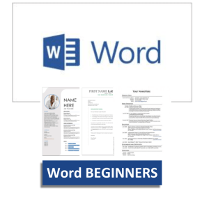 Microsoft Word Beginners & Data Entry Training Course, Tutoring and Support - Get office support & admin jobs - EzyLearn
