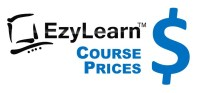 EzyLearn Online Training Course Prices Logo