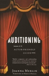 Auditioning, by Joanna Merlin