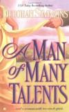 A Man of Many Talents - Deborah Simmons