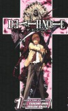 Death Note, Vol. 1: Boredom - Tsugumi Ohba, Takeshi Obata