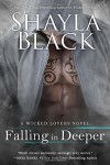 Falling in Deeper (A Wicked Lovers Novel) - Shayla Black