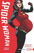 Spider-Woman: Shifting Gears Vol. 1: Baby Talk - Dennis Hopeless,Javier Rodriguez