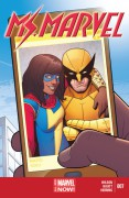 Ms. Marvel, #7: Healing Factor, Part II - Jacob Wyatt,G. Willow Wilson