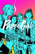 Paper Girls Volume 1 - Cliff Chiang,Brian K. Vaughan