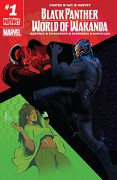 Black Panther: World of Wakanda (2016-) #1 - Ta-Nehisi Coates,Alitha Martinez,Yona Harvey,Afua Richardson,Roxane Gay