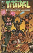 Tribal Force #1 August 1996 - Jon Proudstar,Ryan Huna Smith