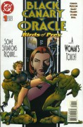 Black Canary/Oracle:  Birds of Prey 1 - Chuck Dixon