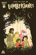 Lumberjanes #22 - Shannon Waters,Carey Pietsch,Kate Leth