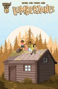 Lumberjanes #23 - Rosemary Valero-O'Connell,Leyh Kat,Shannon Waters