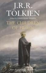 The Children of Húrin - J.R.R. Tolkien, Christopher Tolkien, Alan Lee